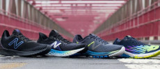 New Balance viste y calza el maratón de NYC!
