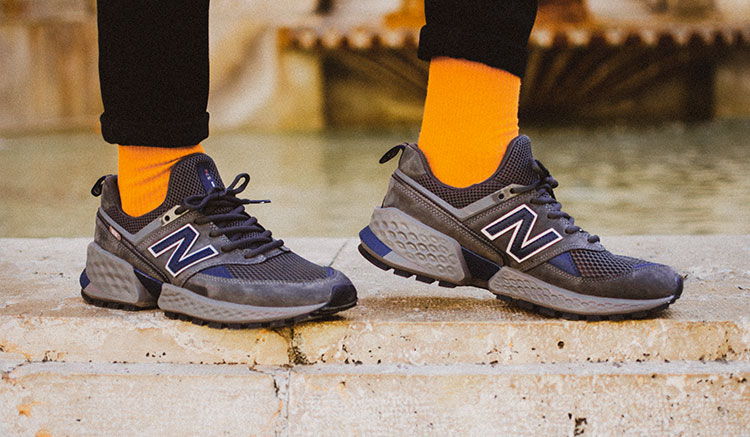 newest ad80c 62150 Review y fotos On-Feet de las New Balance 574 Sport - Backseries
