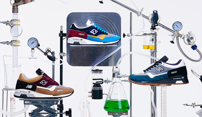 Si te gustan las sorpresas las New Balance Sample Lab 1500X son las tuyas!