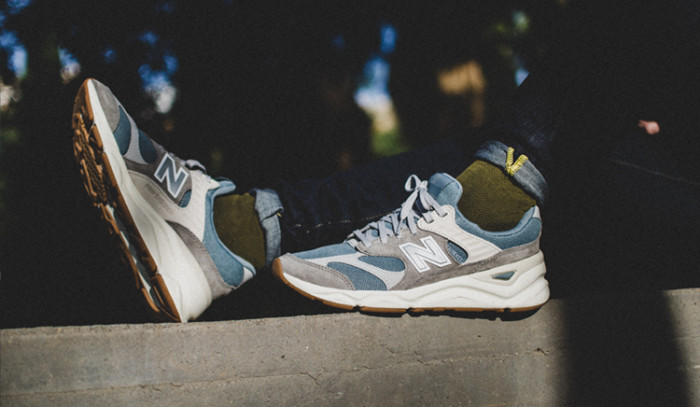 Review y fotos on-feet de las New Balance X90 Reconstructed