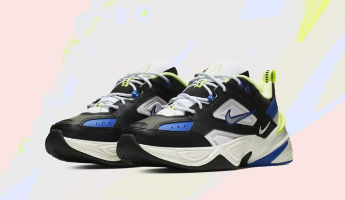 A punto de salir las nuevas Nike M2K Tekno Royal Volt