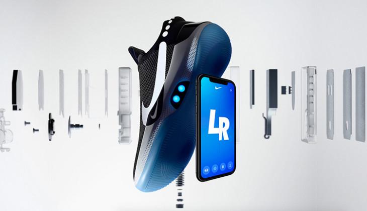 Desentrañando las nuevas Nike Adapt BB con su atado automático