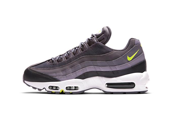 """Nike Air Max 95 Essential """"Anthracite/Volt"""""""