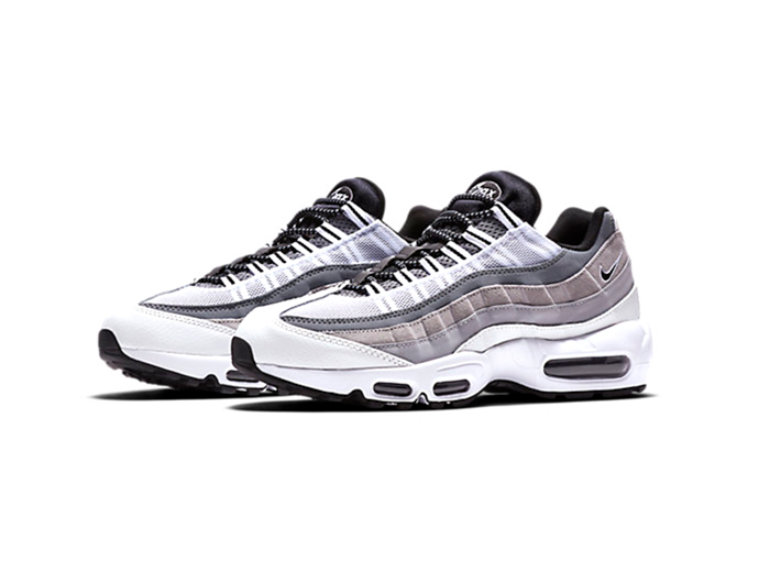 Nike Air Max 95 Essential «White/Wolf Grey»