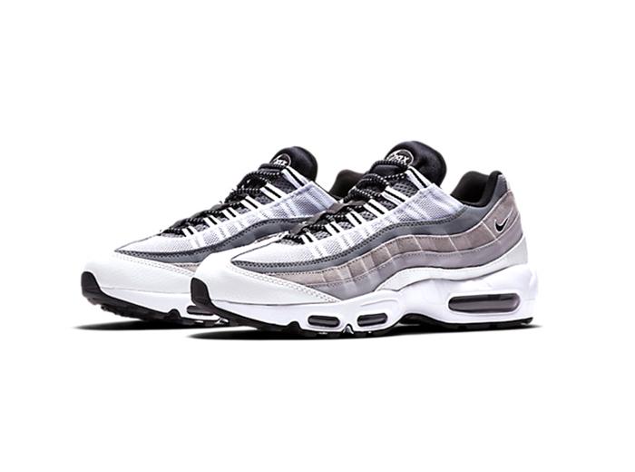 "Nike Air Max 95 Essential ""White/Wolf Grey"""
