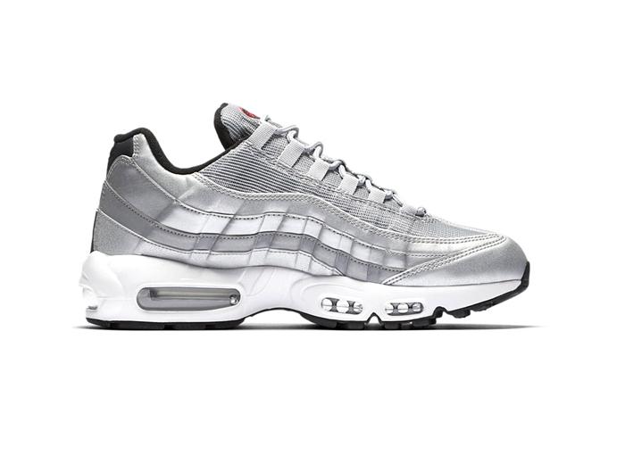 Nike Air Max 95 Premium QS «Silver»