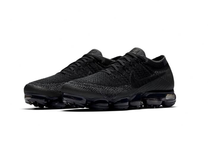 Nike Air VaporMax «Black Anthracite»
