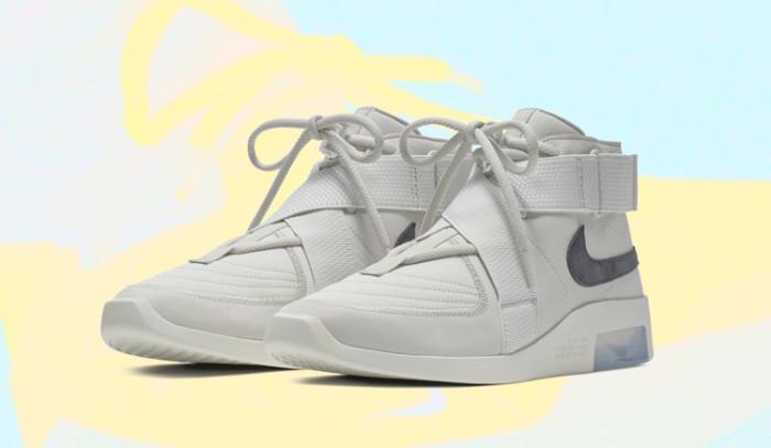 Fotos oficiales de las Nike Air Fear of God 180 Light Bone