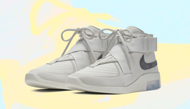 Fotos oficiales de las Nike Air Fear of God 180 Light Bone