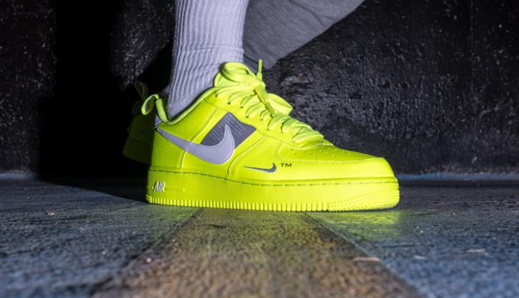 4e175a0f3a0 En nuestro poder las Nike Air Force 1 07 LV8 Volt