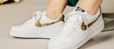 Dónde comprar las Nike Air Force 1 Python Snake?
