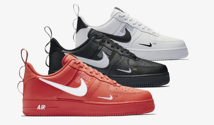 Nuevas Nike Air Force 1 '07 LV8 Utility