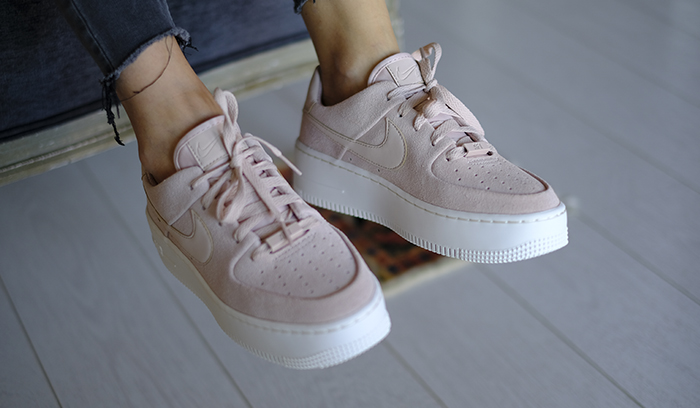 air force 1 mujer plataforma
