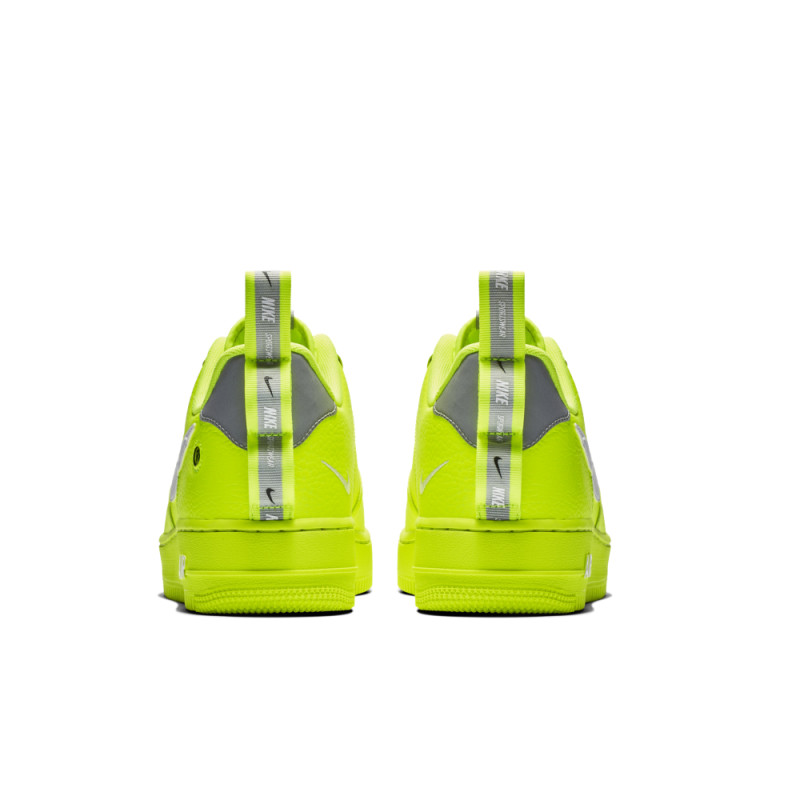 Nike Air Force 1 07 LV8 Utility Volt | AJ7747 700 | Backseries