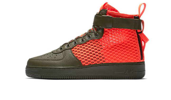 nike air force one mid qs top 10 sneakers perfectas verano