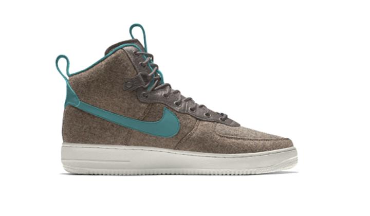 Nike Air Force 1 High Premium iD