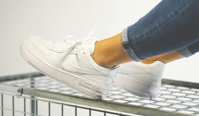 Las 5 Nike Air Force 1 que debes incluir en tu rotación semanal.