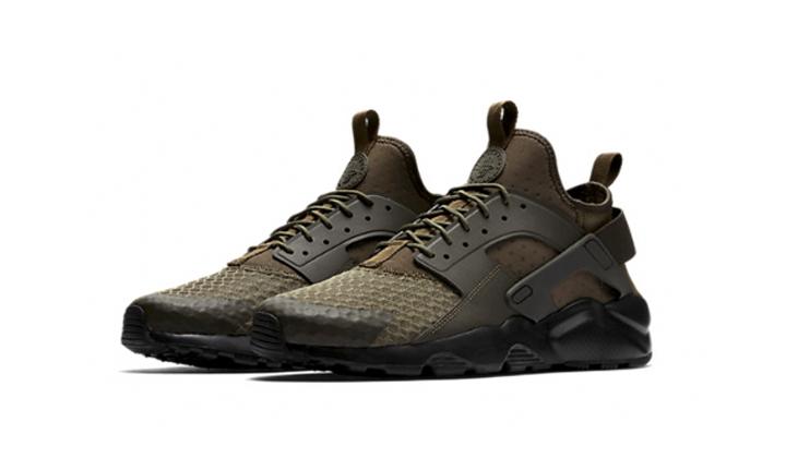 """Nike Air Huarache Ultra """"Olive Black"""""""