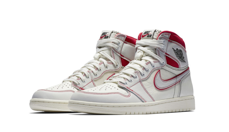 Dónde comprar las Air Jordan 1 Sail University Red
