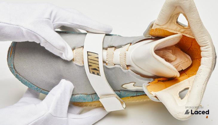 Historia de las Nike Air Mag