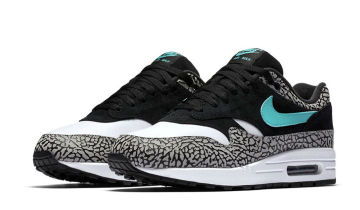 Nike Air Max 1 Atmos Elephant Backseries