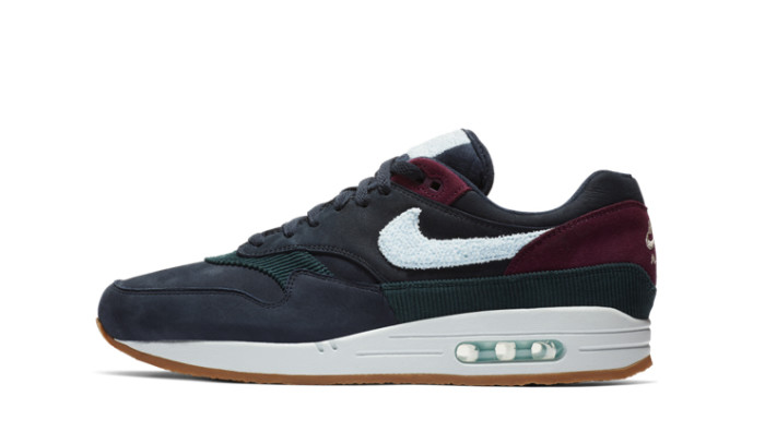 Nike Air Max 1 Crepe Sole Obsidian