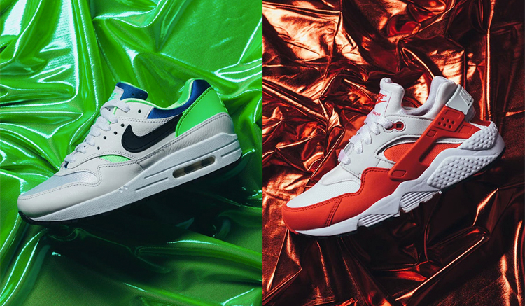 nike air max 1 huarache dna