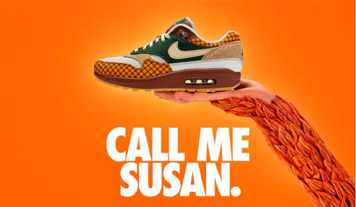 Detrás del diseño de las Nike Air Max Susan