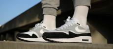 En Nuestro Poder las Nike Air Max 1 Wolf Grey