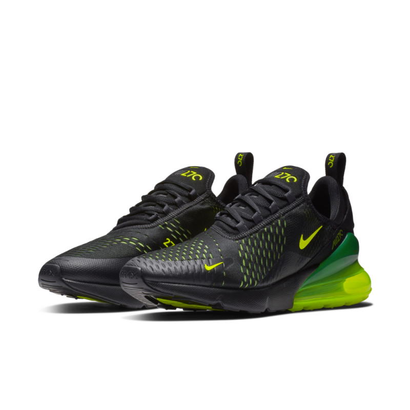 Nike Air Max 270 Black Volt