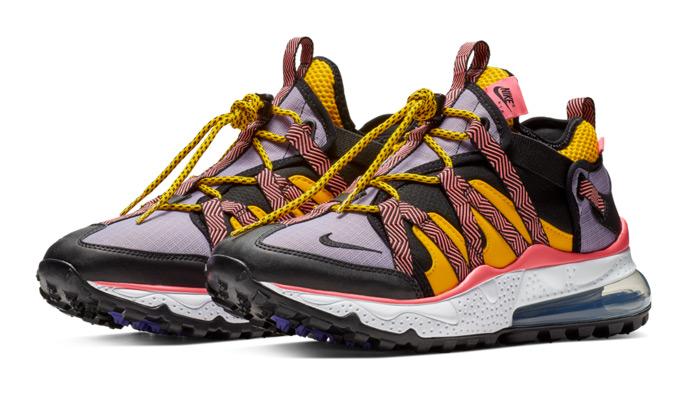 b877af1ceb8 Las Nike Air Max 270 Bowfind se visten de colores ACG