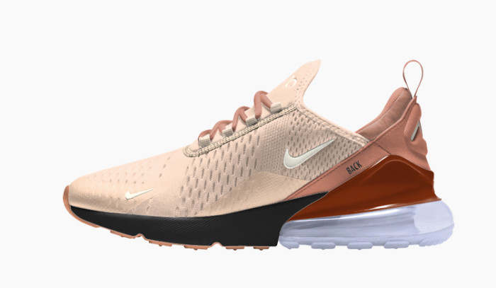 Personaliza las Nike Air Max 270 By You