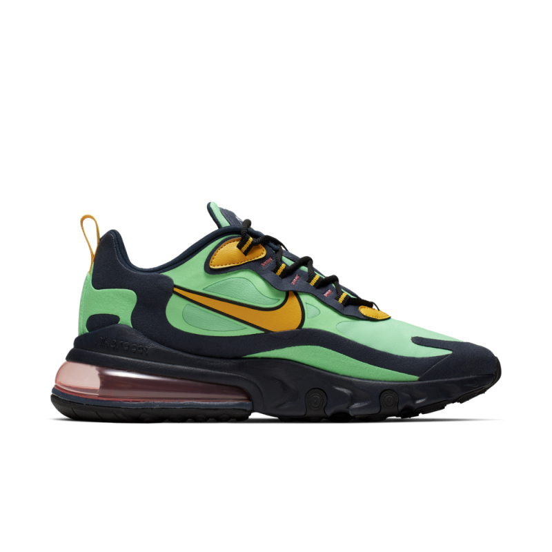 Nike Air Max 270 React Electro Green