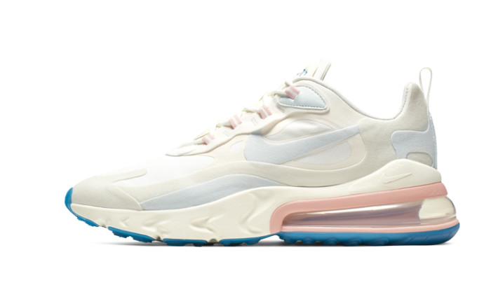 Nike Air Max 270 React Summit White