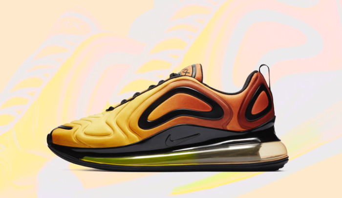 Lanzamiento anticipado de las Nike Air Max 720 Sunset para Nike Members