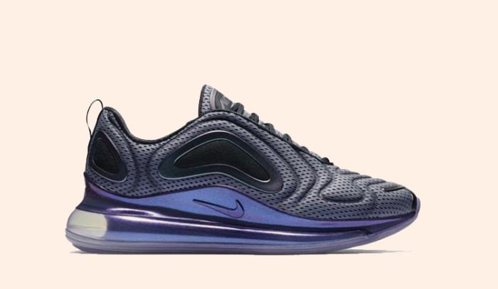 Revelan un nuevo colorway en forma de Nike Air Max 720 Aurora Boreal