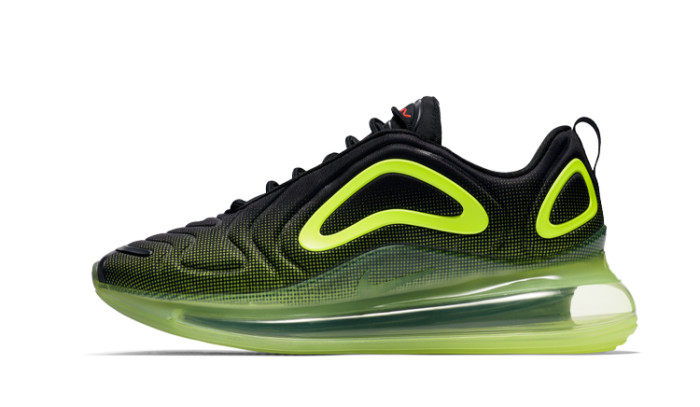 Nike Air Max 720 Black Volt