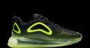 Nike Air Max 720 Black Volt