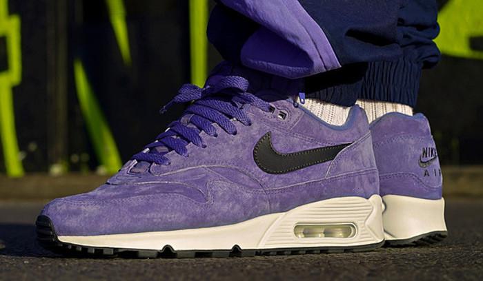 Nuevas Nike Air Max 90 1 Purple Basalt