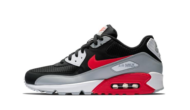 Nuevo cañonazo inspirado en las Nike Air Max 90 Infrared