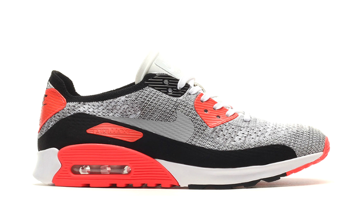 Nike Air Max 90 Flyknit Infrared disponibles