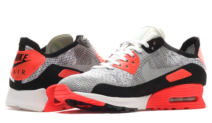 Nike Air Max 90 Flyknit Infrared lanzamiento