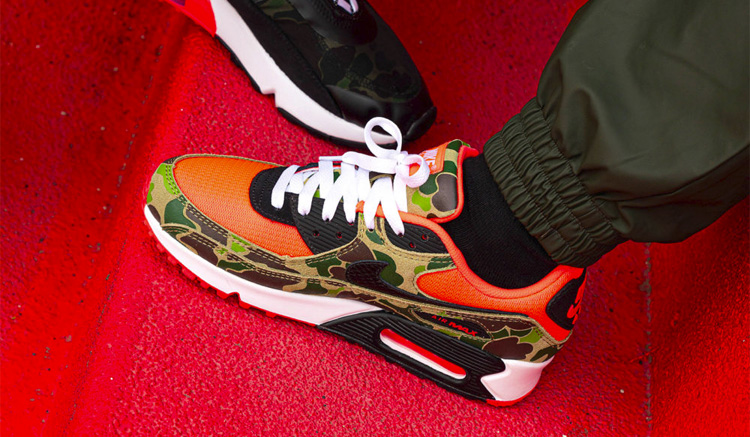 Nike air Max 90 sp Camo CW6024-600