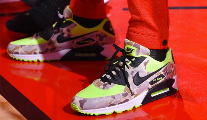 Nike Air Max 90 Volt Duck Camo, nos encanta el Camo!