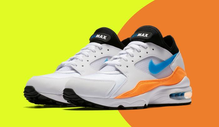 Nuevas Nike Air Max 93 Nebula Blue