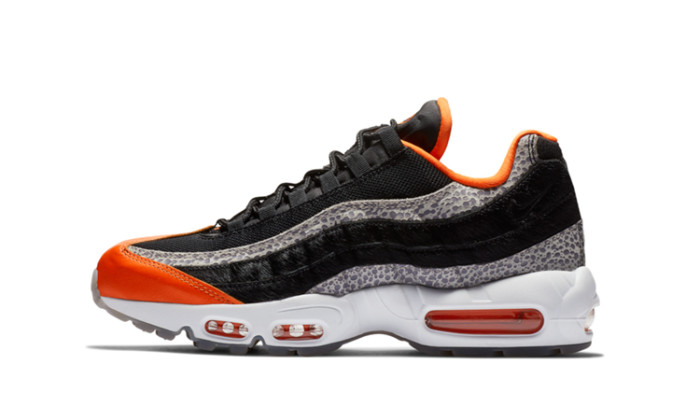 Nike Air Max 95 Black Granite