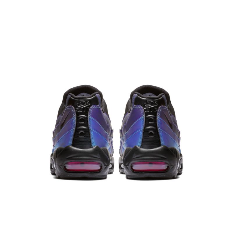 Nike Air Max 95 Black Laser Fuchsia