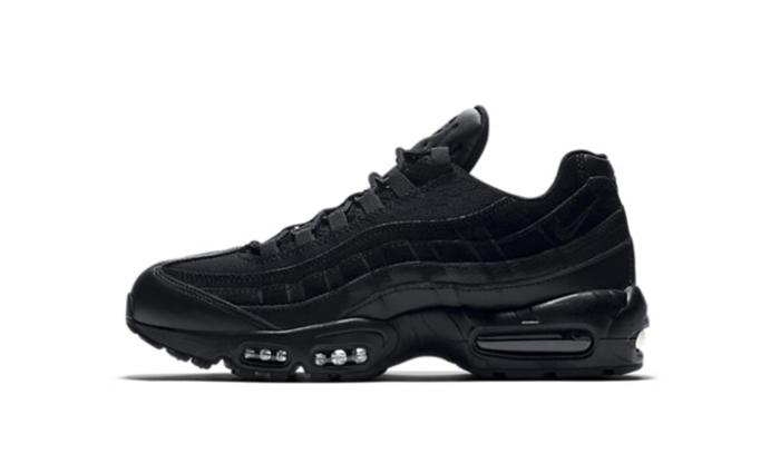 641731da21 Nike Air Max 95 Black Laser Fuchsia | 538416-021 | Backseries