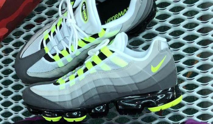 Nike Air Max 95 VaporMax Neon