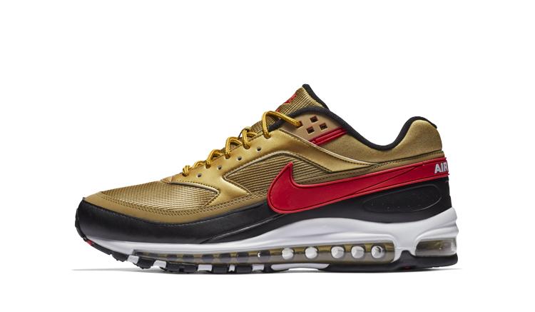 Bombazo: las Nike Air Max 97 BW vuelven en tres colorways